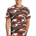 Core Cotton Camo Tee