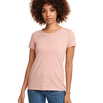 Ladies' Ideal Short-Sleeve Crew T-Shirt