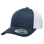 Adult 5-Panel Retro Trucker Cap