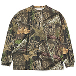 Youth Hunting Long-Sleeve Pocket T-Shirt