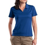 Ladies Dri Mesh ® V Neck Sports T-Shirt