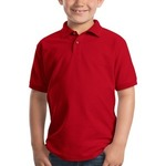 Jersey Youth Polo T-Shirt