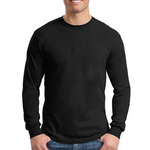 Heavy Cotton 100% Unisex Cotton Long Sleeve T-Shirt