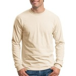 Ultra Cotton ® 100% Unisex Cotton Long Sleeve T-Shirt