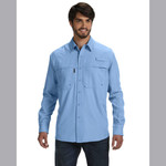 Men's Long-Sleeve Catch Fishing Shirt