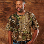 Code Five Adult REALTREE® Camouflage T-Shirt
