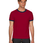 Lightweight Ringer T-Shirt