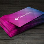 Park Lane Soft Touch Business Cards
